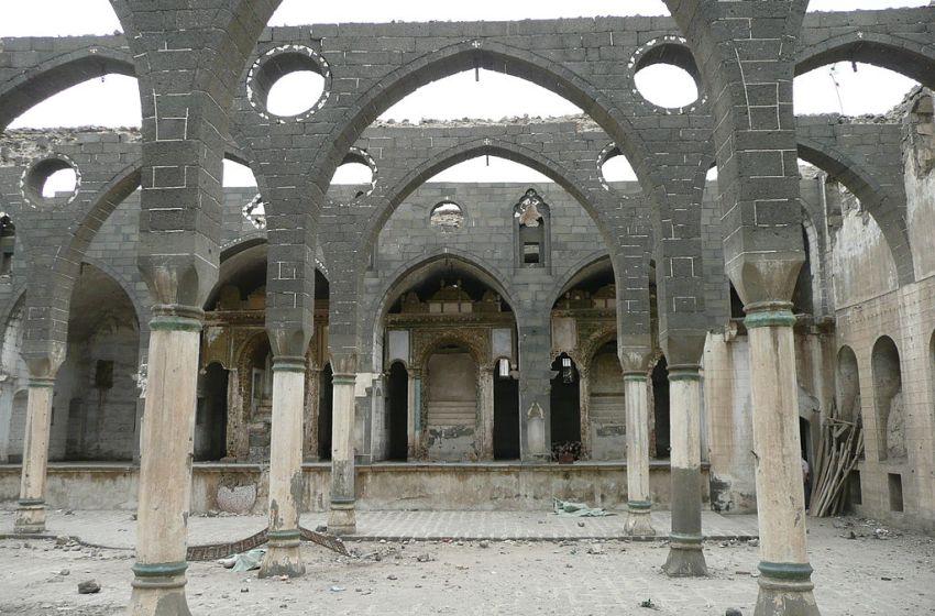 Diyarbakir's Surp Giragos Armenian Apostolic Church