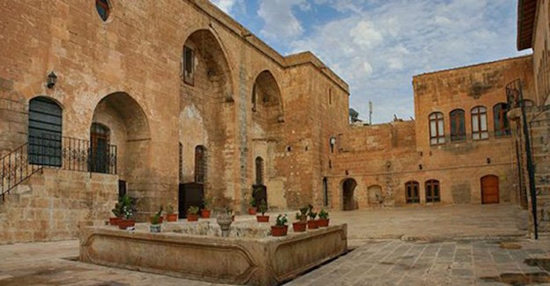Assyrian Church of St. Peter and St. Paul in Urfa, Turkey