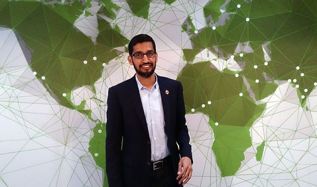 Google's New CEO Sundar Pichai is Getting a lot of Love from India