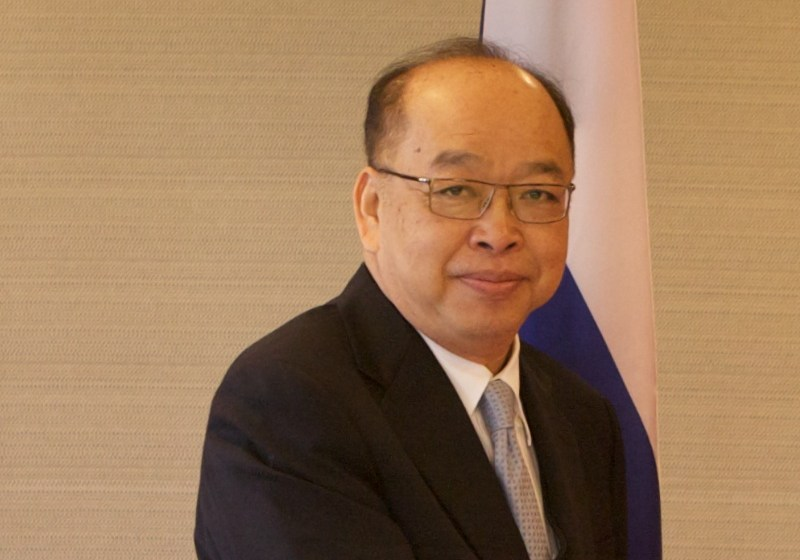 Former foreign minister Surapong Tovichakchaikul  dies of cancer