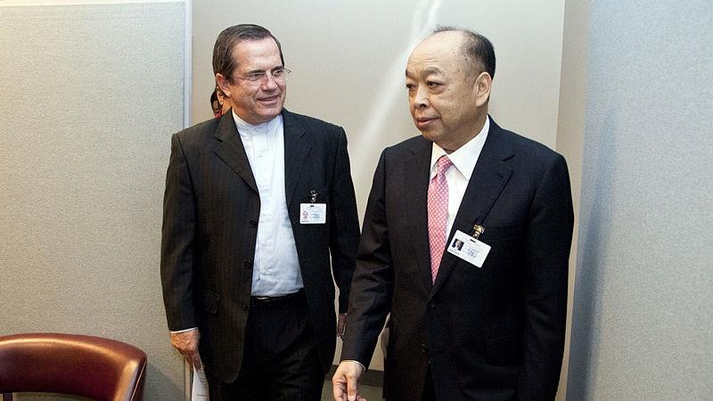 Deputy Prime Minister Surapong Tovichakchaikul