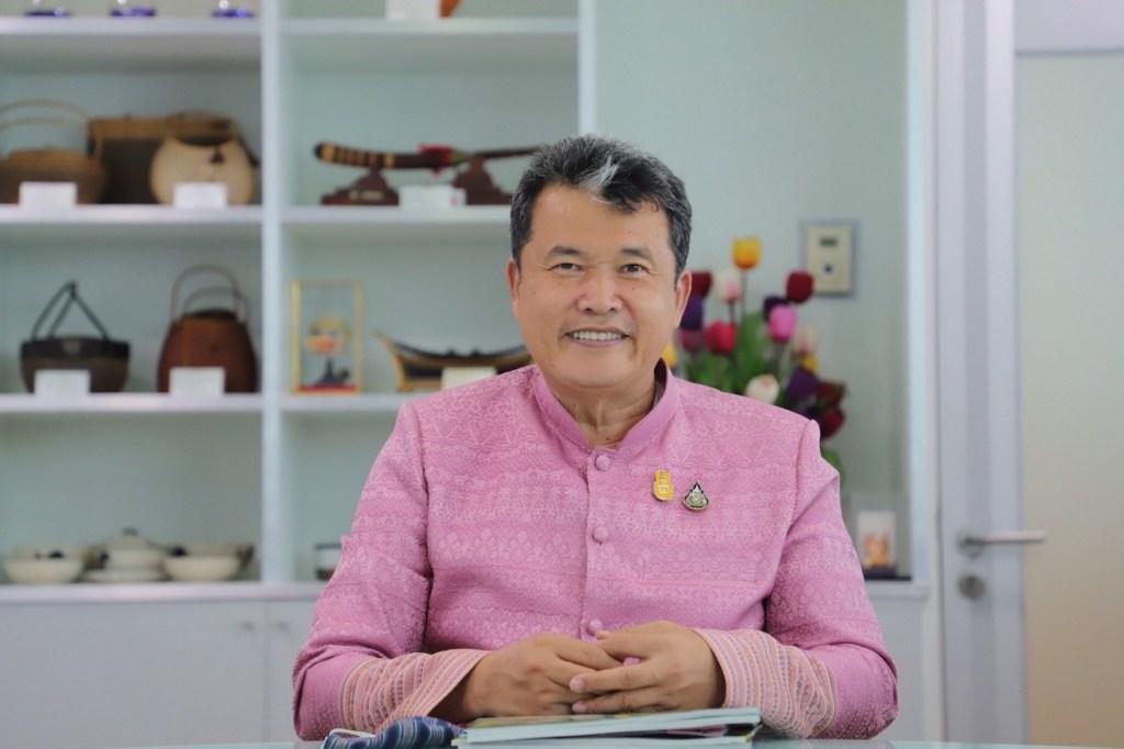 Mr. Suttipong Juljarern , Director-General of Community Development Department