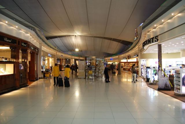 Government Wants Revision on Airport-Duty Free Shop Policy