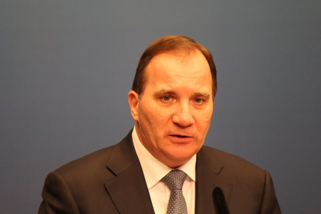 Stefan Löfven loses no-confidence vote in the Swedish Parliament