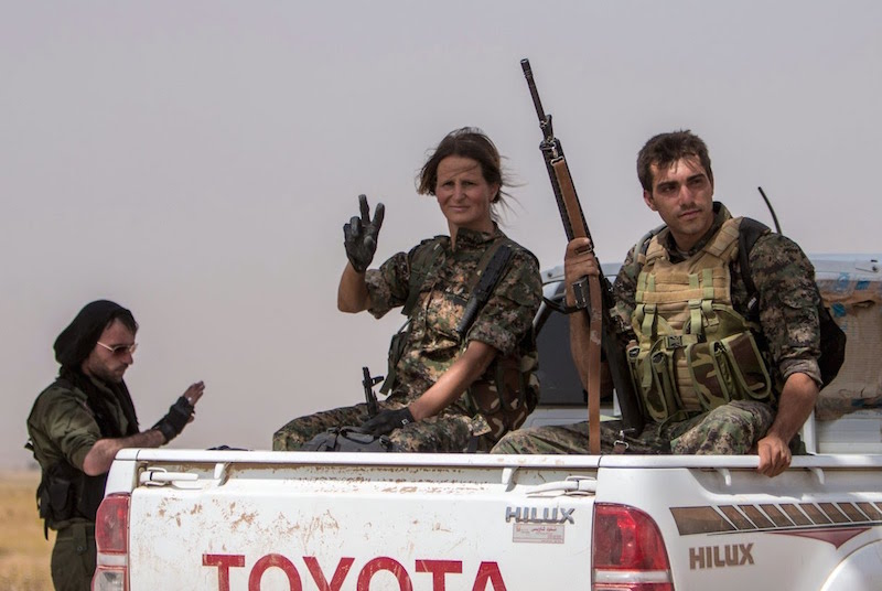Foreign fighters in Syria