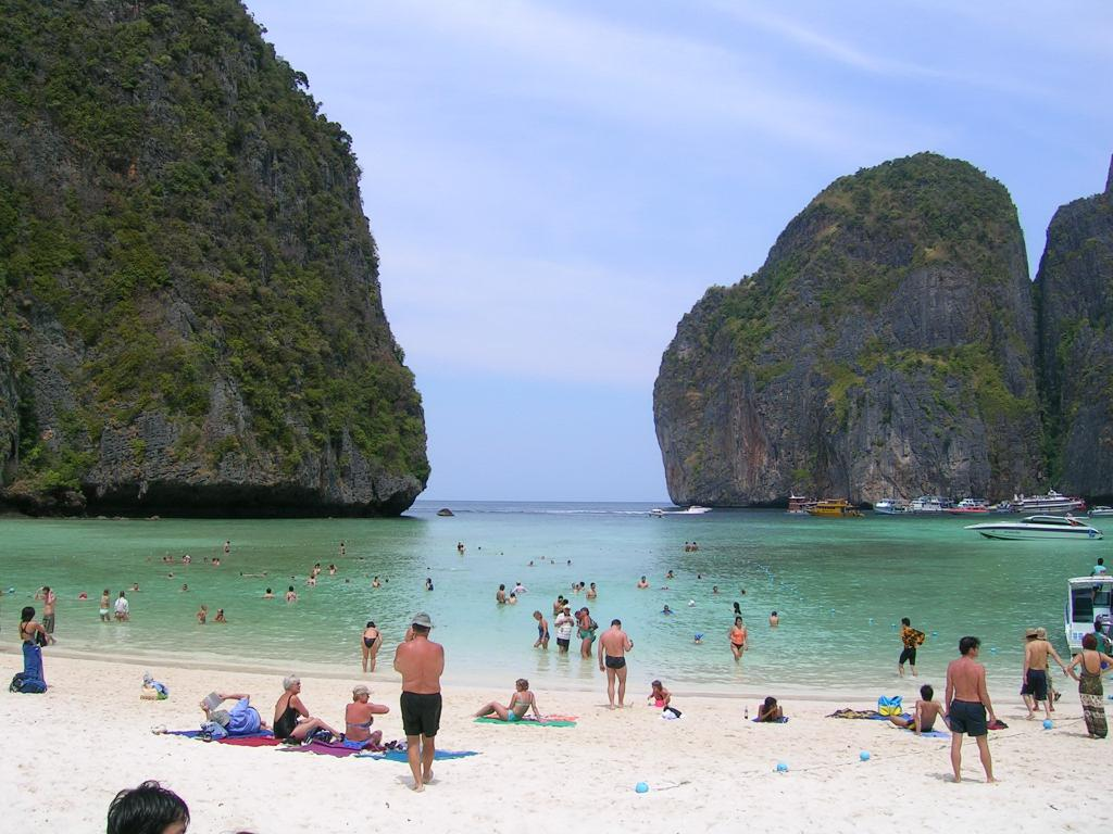 Officials consider reopening Maya Bay to boost tourism