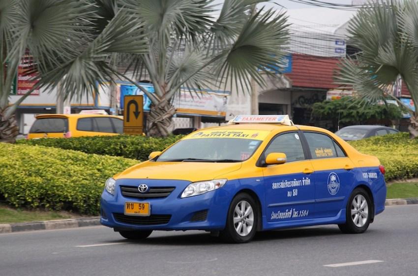 Pattaya taxi drivers set to recommend 100 baht flag fall – three times more than Bangkok