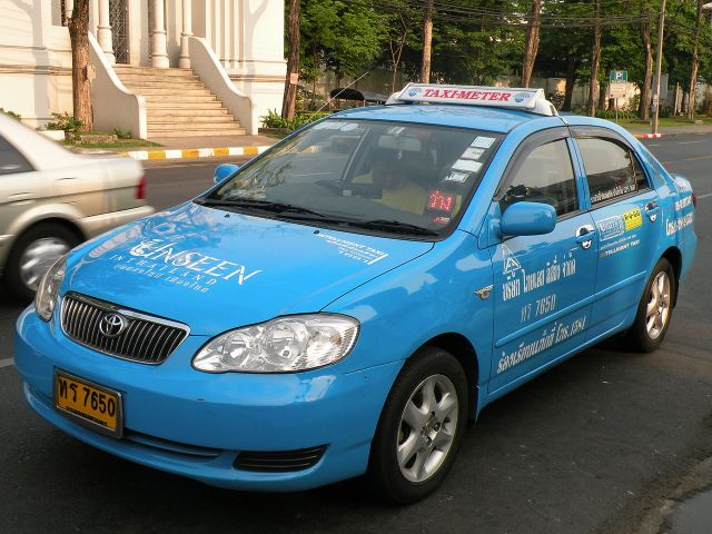 Taxi or toilet? Chinese woman defecates in Bangkok cab stuck in traffic, won't pay cleanup