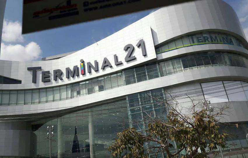 Soldier kills at least 29 in shooting rampage at Terminal 21 shopping mall in Korat