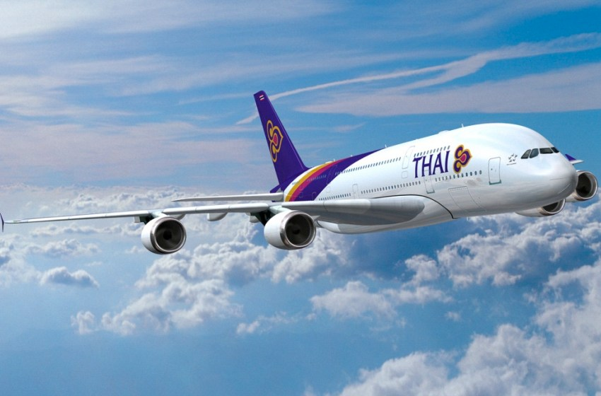 Thai Airways to Operate on 16 Routes in July – September