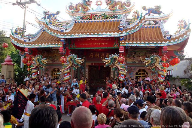 TAT expects 825,000 tourists during Chinese New Year