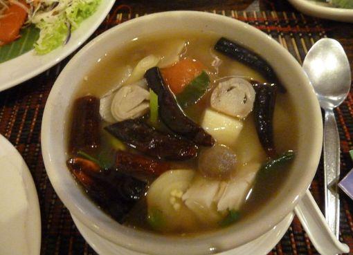 Vegetarian Restaurant in Chiang Mai