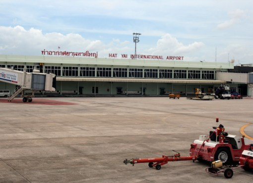 Hat Yai International Airport in Songkhla