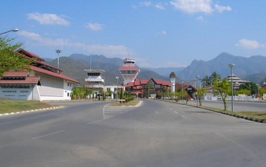 Mae Hong Son airport