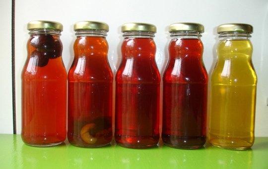 Thai herbal drinks