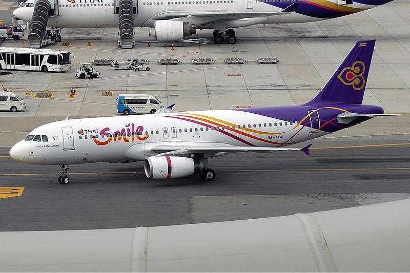 Thai Smile Airways to Stay