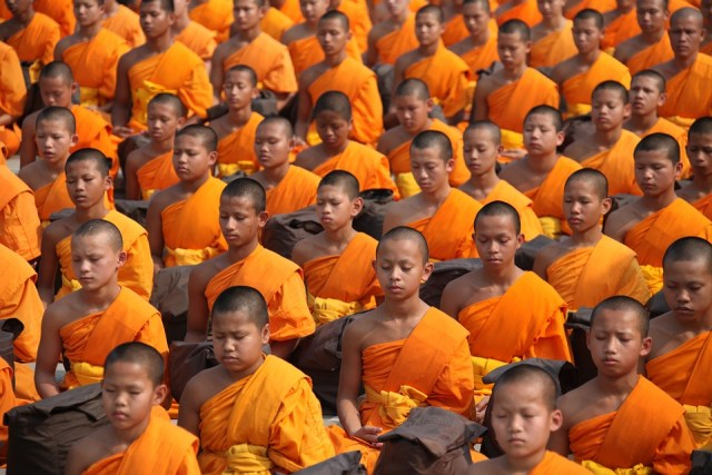 NLA Grants King Power to Name Supreme Patriarch