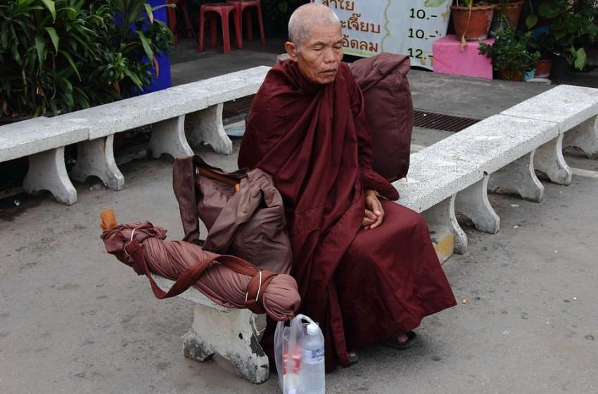 Cambodian monks arrested in Samut Prakan for illegal entry