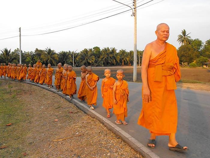 Drug Dealing Ex-Monk Arrested in Pattaya
