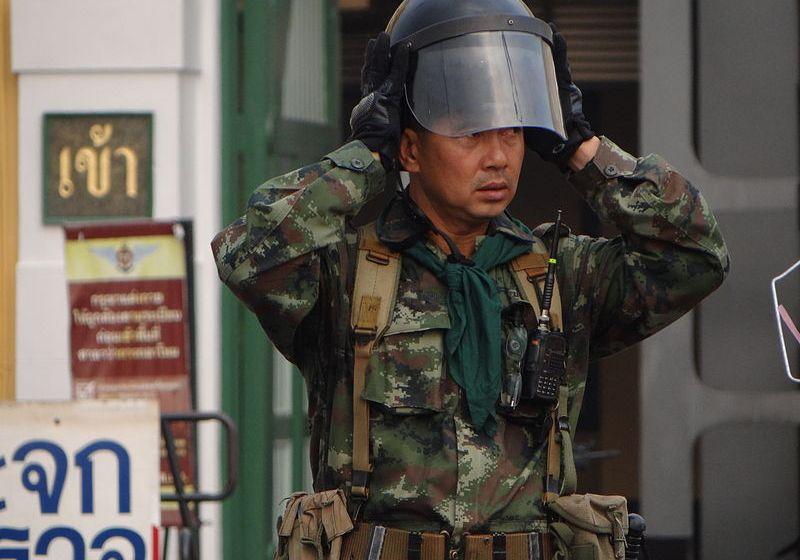 Police in Bangkok