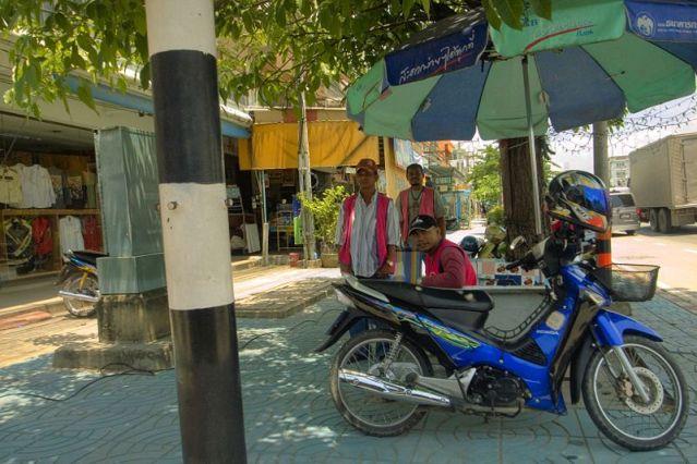 Motorbike rental passport leads to Phuket arrest of Spanish nunchuk mugger