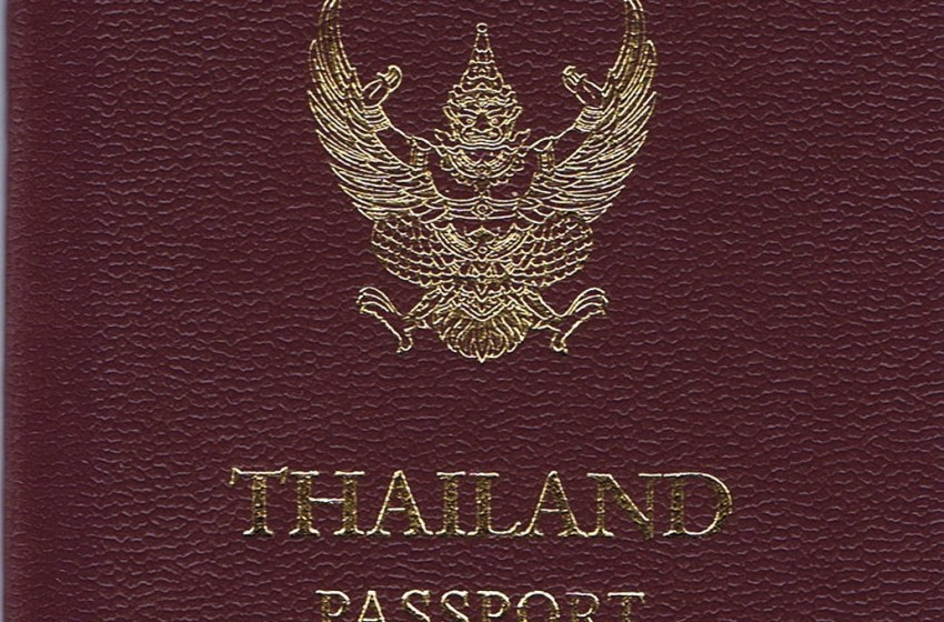 New Thai passports may not be secure, claim production bid losers
