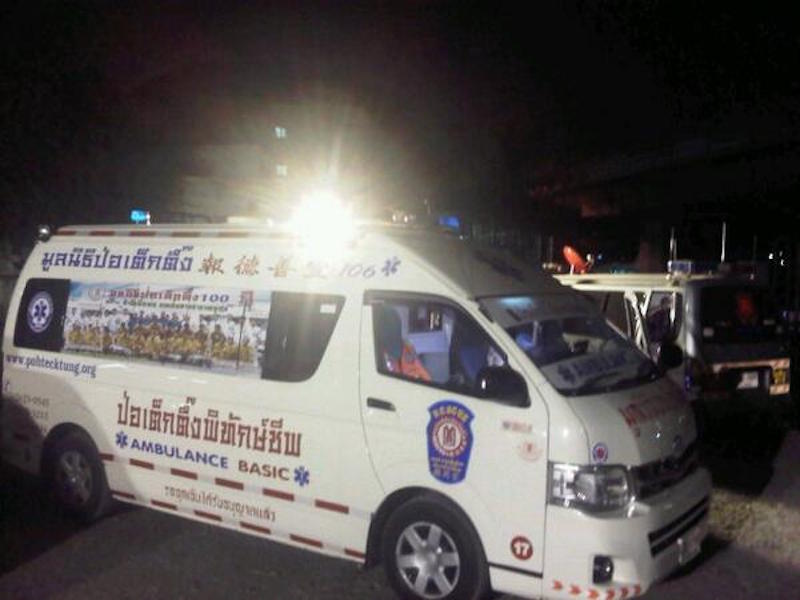Thai ambulance