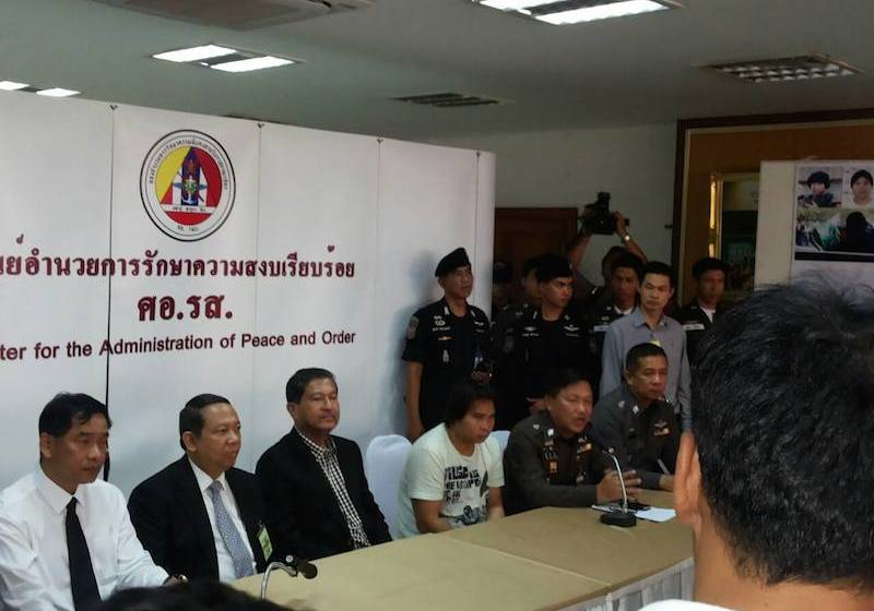 'Popcorn Gunman' supported by PDRC in Lak Si attack, police say