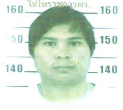 Thailand Protest Popcorn Gunman arrested