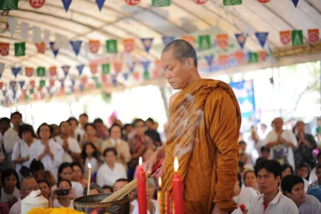 Ex-monk Phra Buddha Isara too ill to show in court