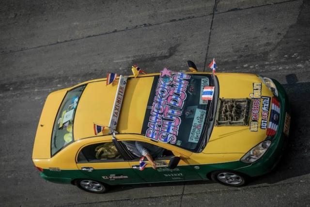 Protest leader Suthep declares end of Bangkok Shutdown