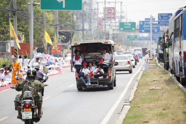 Road toll soars to record 442 killed over Songkran