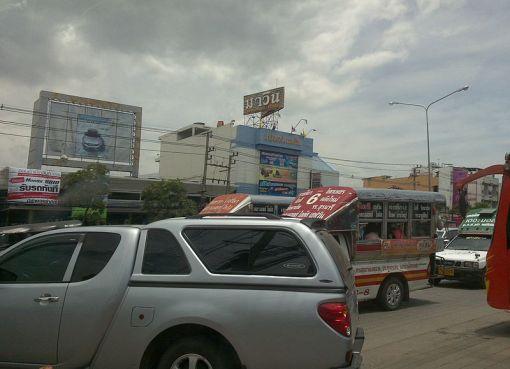 Mittraphap Road, Nakhon Ratchasima province
