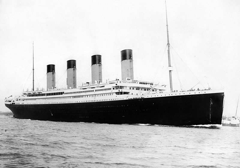 Australian billionaire announces replica Titanic