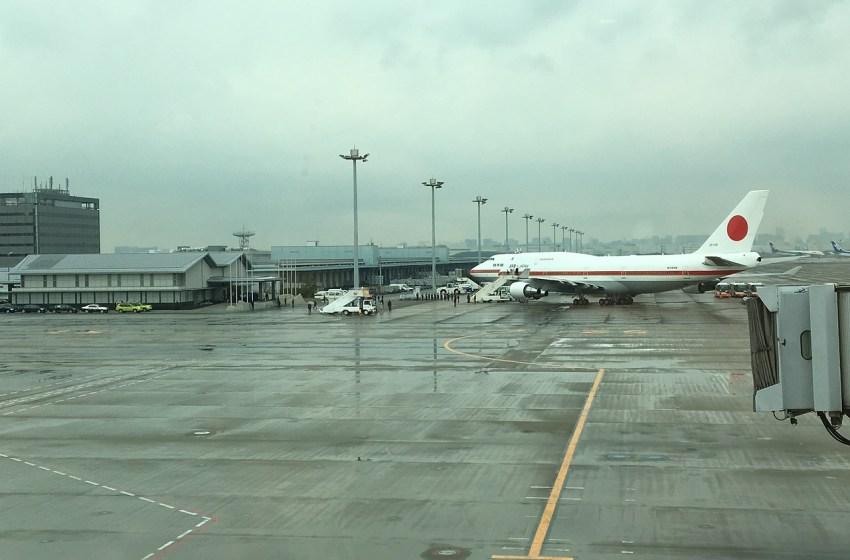 COVID-19: Thai students remain stranded at Tokyo's Haneda airport