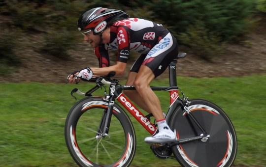 David Zabriskie bike
