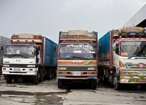 Trucks in Thailand