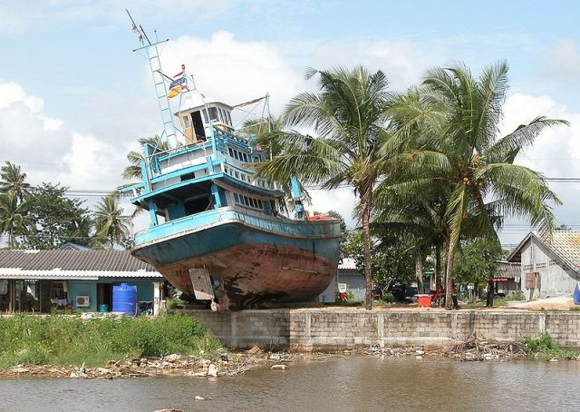 Victims' kin in uproar as boats vanish