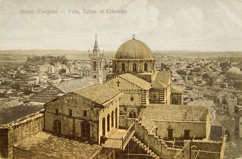 Liberation Mosque, formerly the St Mary's Church Cathedral or Holy Mother of God Church, was converted into a mosque after the Armenian Genocide