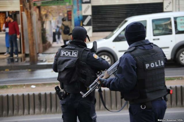 Suspect In U.S. Consulate Shooting In Turkey Arrested