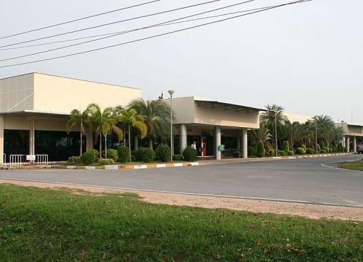 U-Tapao International Airport in Rayong
