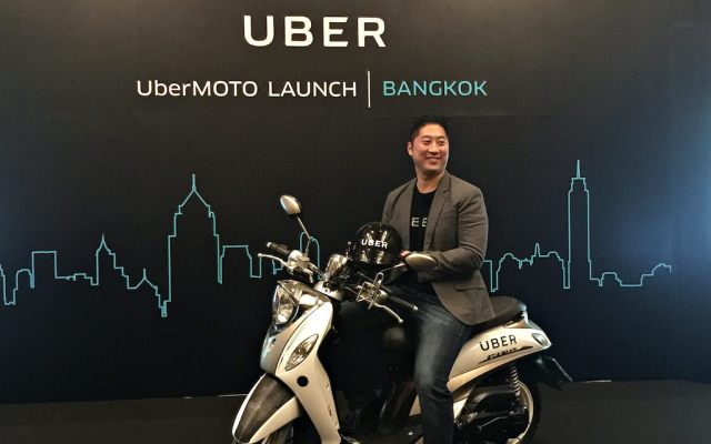 No more Uber in Thailand