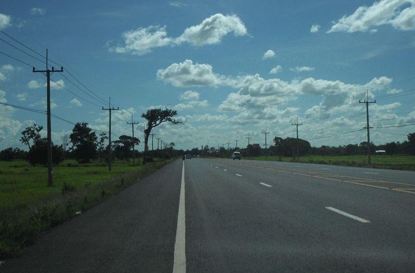 Ubon-Sisaket road number 226