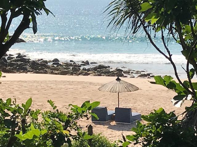 Wa Ale island resort in Myanmar