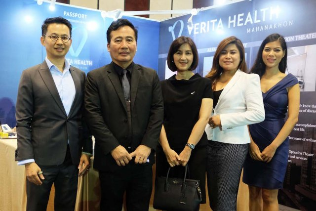 Verita Health MahaNakhon reaches out to international clients through TAT's Health & Wellness Showcase 2017