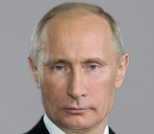 Vladimir Putin re-elected Russia's President in landslide win