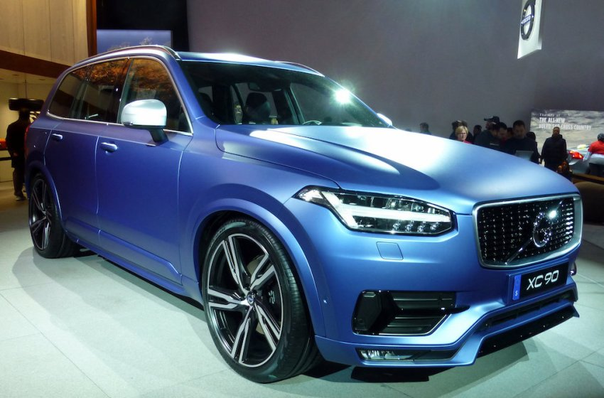 Volvo announces all new car models electric or hybrid from 2019