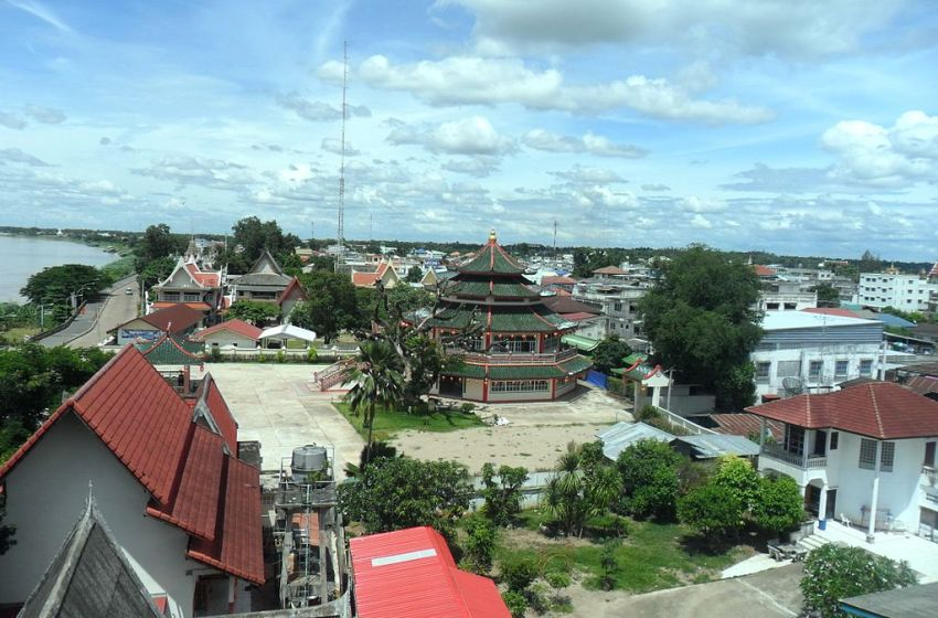 Wat Lamduan in Nong Khai
