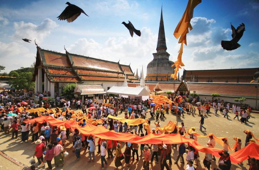 Nakhon Si Thammarat moves to promote 1,100-year-old stupa