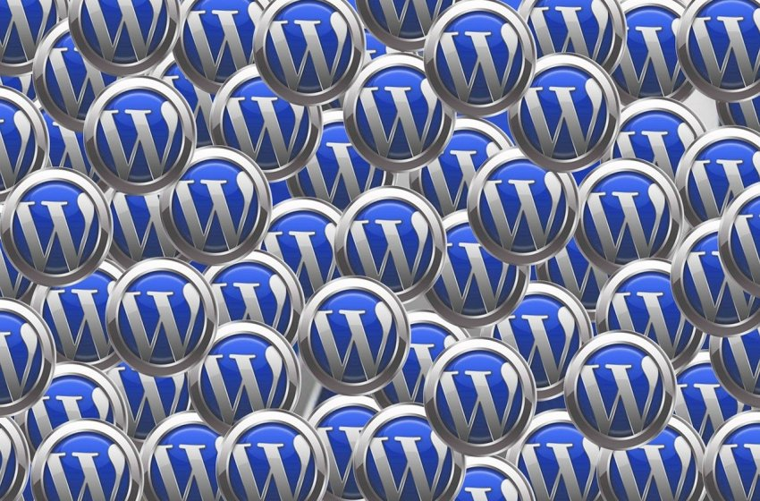 Wordpress, WP logo
